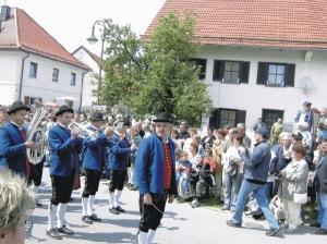 Marschmusikwettbewerb in Dirlewang_1