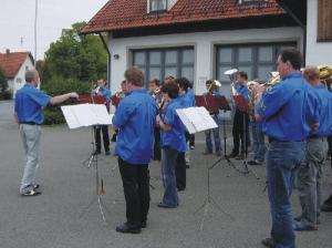 Besuch aus Breitenbrunn / Opf