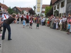 Bezirksmusikfest Stetten