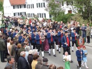 Bezirksmusikfest Umzug & Zelt_26