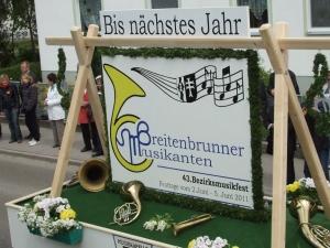 Bezirksmusikfest Umzug & Zelt_29