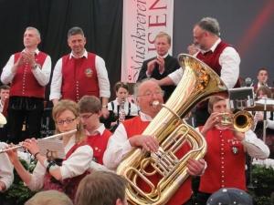 Bezirksmusikfest Umzug & Zelt_7