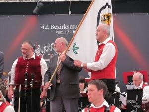 Bezirksmusikfest Umzug & Zelt_8