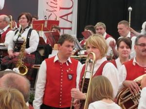 Bezirksmusikfest Umzug & Zelt_9