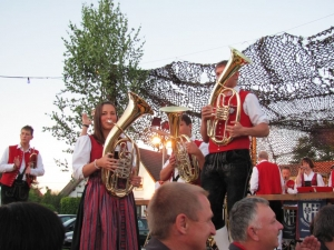 Dorffest Unterkammlach