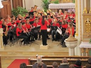 Konzert der Jugendkapelle
