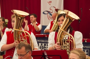 Bezirksmusikfest in Zaisertshofen