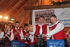 Dorffest in Haselbach