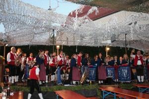 Gartenfest in Oberrieden