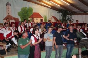 Auftritt in Tafertshofen