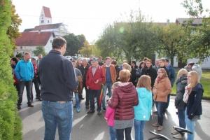 Besuch unserer Freunde aus Breitenbrunn / Opf.