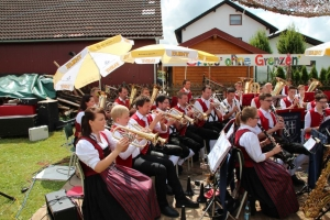 Gartenfest in Sontheim