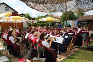 Gartenfest in Sontheim
