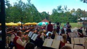 Waldfest in Westernach